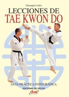 lecciones de tae kwon do (ebook)-giuseppe losito-9781683250906
