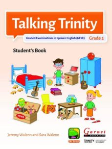 ebooks gratis con prime TALKING TRINITY 2018 GESE 2 SB+WB +CD de