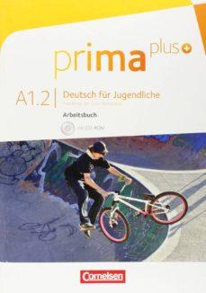 Descargar libro a iphone PRIMA PLUS A1.2 LIBRO DE EJERCICIOS 9783061206406