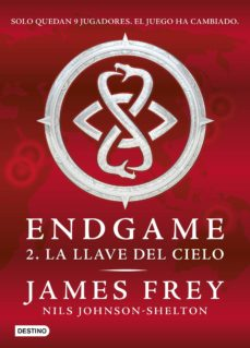 Libros de Kindle para descargar ENDGAME 2. LA LLAVE DEL CIELO 9788408146506 de JAMES FREY, NILS JOHNSON SHELTON PDF iBook CHM