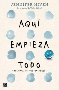 Ebooks gratuitos para descargar AQUI EMPIEZA TODO  de JENNIFER NIVEN (Literatura española)