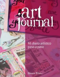 art journal: mi diario artistico paso a paso-9788415053606