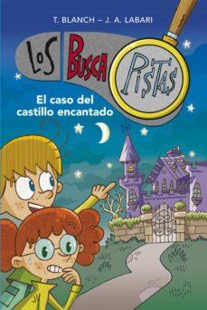 Concursopiedraspreciosas.es Los Buscapistas 1: El Caso Del Castillo Encantado Image