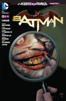 BATMAN NÚM. 12 - SCOTT SNYDER | Triangledh.org