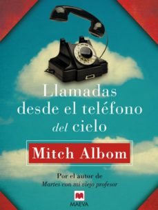llamadas desde el teléfono del cielo (ebook)-mitch albom-9788415893806
