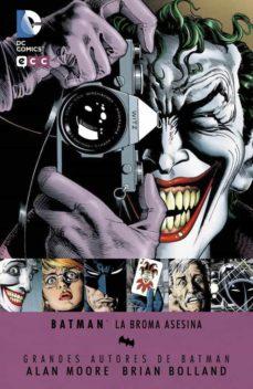 Relaismarechiaro.it Grandes Autores Batman:alan Moore - La Broma Asesina Image