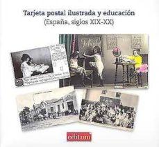 Padella.mx Tarjeta Postal Ilustrada Y Educación. (España, Siglos Xix-xx) Image