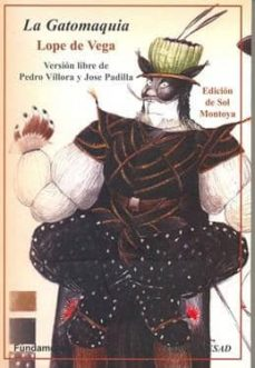 la gatomaquia-felix lope de vega y carpio-9788424511906