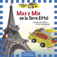 Eldeportedealbacete.es Max Y Mía En La Torre Eiffel (Yellow Van 13) Image