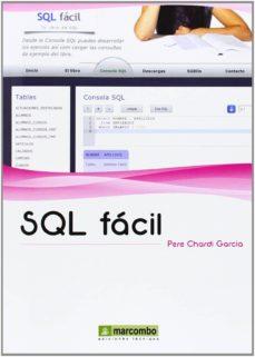 Descargar SQL FACIL gratis pdf - leer online
