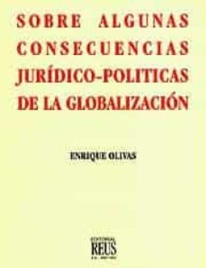 Vinisenzatrucco.it Sobre Algunas Consecuencias Juridico-politicas De La Globalizacio N Image