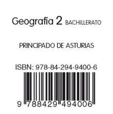 Trailab.it Geografia + Cuad Geografia Asturias Ed 2009 2º Bachillerato Image