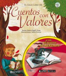 el gran libro de cuentos con valores-9788434210806