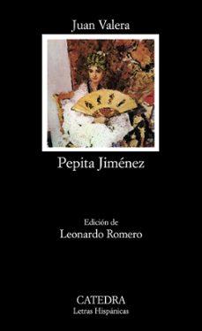Colecciones de eBookStore: PEPITA JIMENEZ (Spanish Edition) de JUAN VALERA