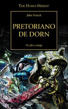 Ebooks para ipad HH 39. PRETORIANO DE DORN (Spanish Edition) de JOHN FRENCH 9788445006306 PDB
