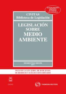 Cdaea.es Legislacion Sobre Medio Ambiente (18ª Ed) Image