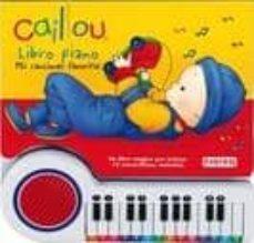 Upgrade6a.es Caillou: Llibre Piano Image