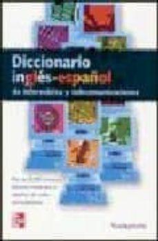 Bressoamisuradi.it Diccionario Ingles-español De Informatica Y Telecomunicaciones Image