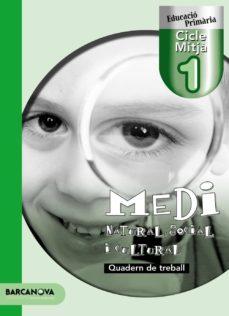 Padella.mx Medi Natural, Social I Cultural 1 Cm. Quadern De Treball Educación Primaria - Segundo Ciclo - 3º Image