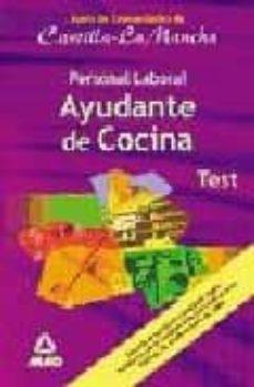 Cronouno.es Personal Laboral Ayudante De Cocina: Test Image