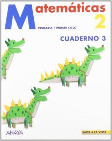 Javiercoterillo.es Salta A La Vista Matematicas. Cuaderno 3 2º Educacion Primaria Image
