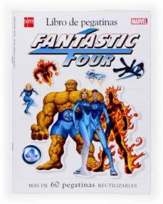 Vinisenzatrucco.it Fantastic Four. Libro De Pegatinas Image