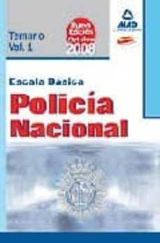 Inmaswan.es Escala Basica De Policia Nacional. Temario (Vol.i) Image
