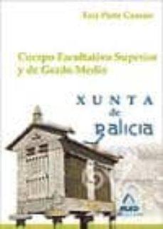 Viamistica.es Cuerpo Facultativo Superior Y De Grado Medio De La Xunta De Galic Ia. Test Parte Comun Image