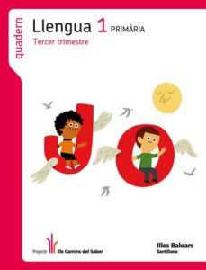 Padella.mx Quadern Llengua 1º Primaria Els Camins Ed 2011 Baleares Catala Image