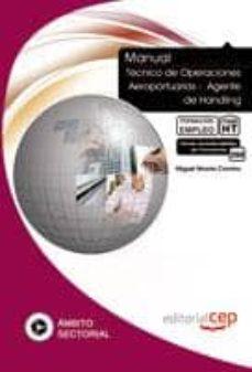 Inmaswan.es Manual Tecnico De Operaciones Aeroportuarias: Agente De Handlind Formacion Para El Empleo Image