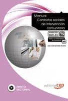 Elmonolitodigital.es Manual Contextos Sociales De Intervencion Comunitaria: Formacion Para El Empleo Image