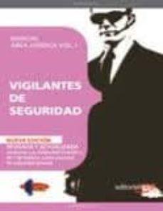 Permacultivo.es Manual Vigilantes De Seguridad. Area Juridica Vol. I. Image