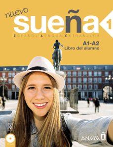 Libro descargable gratis online NUEVO SUEÑA 1: LIBRO DEL ALUMNO de
