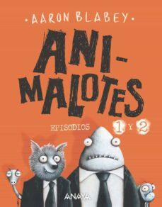 Premioinnovacionsanitaria.es Animalotes 1 Y 2: El Comienzo / Mision Implumable Image