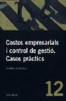 Vinisenzatrucco.it Costos Empresarials I Control De Gestio, Casos Practics Image