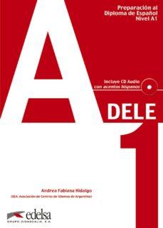 preparacion dele a1 - libro cd color-andrea fabiana hidalgo-9788477116806