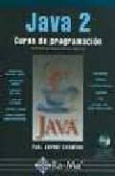Padella.mx Java 2: Curso De Programacion (Incluye Cd-rom) Image