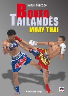 manual basico de boxeo tailandes muay thai-christoph delp-9788479028206
