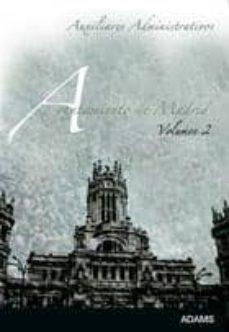 Valentifaineros20015.es Auxiliares Administrativos Ayuntamiento De Madrid. Cuestionarios Image