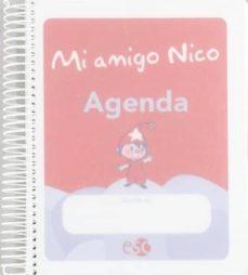 Bressoamisuradi.it Agenda Mi Amigo Nico (2 Años) Image