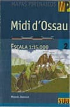 Debatecd.mx Midi D Ossau (Mapa Guia 1:15000) Image