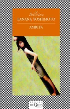 Descargas de audio mp3 gratis de libros AMRITA in Spanish de BANANA YOSHIMOTO