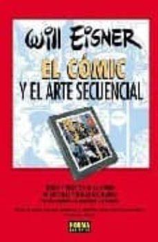el comic y el arte secuencial-will eisner-9788484316206