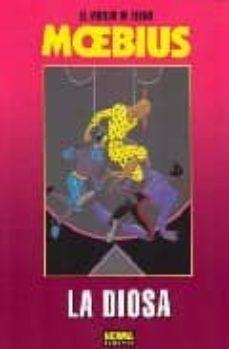 la diosa (el mundo de edena nº 3)-9788484318606