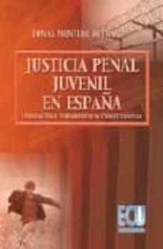 Descargar LA JUSTICIA PENAL JUVENIL EN ESPAÃ'A. LEGISLACION Y JURISPRUDENCIA CONSTITUCIONAL gratis pdf - leer online
