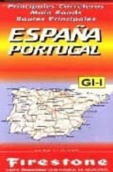 Bressoamisuradi.it Mapa General España Y Portugal Gi-1 (Material Cartografico) (Firestone) Image