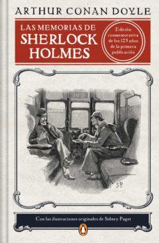 Descargar ebook for kindle LAS MEMORIAS DE SHERLOCK HOLMES (EDICIÓN ILUSTRADA)