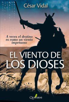 Descargar audiolibros ipod EL VIENTO DE LOS DIOSES (Literatura española)