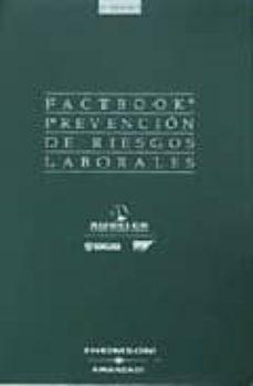 Premioinnovacionsanitaria.es Factbook Prevencion De Riesgos Laborales 2005 (5ª Edicion) Image