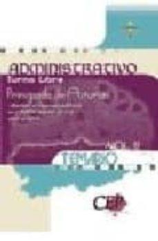 Valentifaineros20015.es Temario Oposiciones Administrativos Principado De Asturias Vol.ii Image